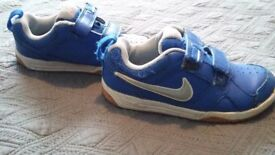 Boys trainers , size 11, boys shoes