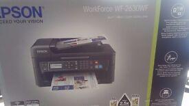 Brand New Epson Workforce WF-2630WF printer