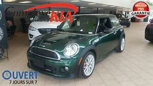 2013 MINI Coupe John Cooper Works NAV/TOIT PANORAMIQUE/CUIR