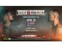 Joshua v klitschko fight on iptv
