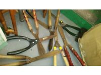 Garden Shears Loppers - hand tools