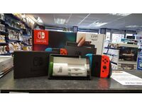 Nintendo Switch / Preowned / Perfect Condition / Boxed