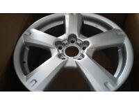 Alloy wheels - Toyota fitment