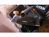 Titan ttb291pln 33mm planer
