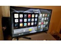 Luxor 55inch smart 4k full hd tv