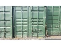 30 ft STEEL CONTAINER ONLY £1100