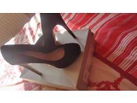 Kurt Geiger heels brand new never worn