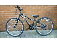 Brand new Kinx bike - never used (unwanted gift) 24 inch with 18 gears. Cost £120 accept £70!