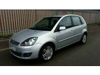 2007 Ford Fiesta Ghia Automatic  1.6  5dr.. Only 57,000 miles. Corsa corolla yaris megane clio focus