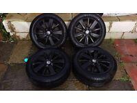 Vw wheels 16' fit golf mk6,7,touran