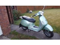 Vespa GT125L project or spares