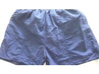 Gents George swimming trunks size L