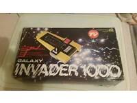 Galaxy Invader 1000 retro handheld game
