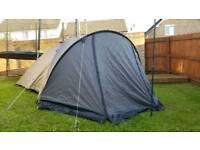 4 man tent. ProAction 4 berth. Festival.