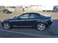 MAZDA RX8 2006 LOW MILES AND SERVICE HISTORY