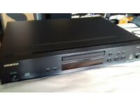Onkyo DX-7355 audiophile quality CD player