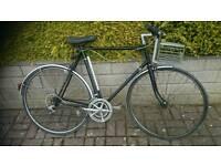 Vintage Raleigh Weinmann Push Bike Bicycle cycle