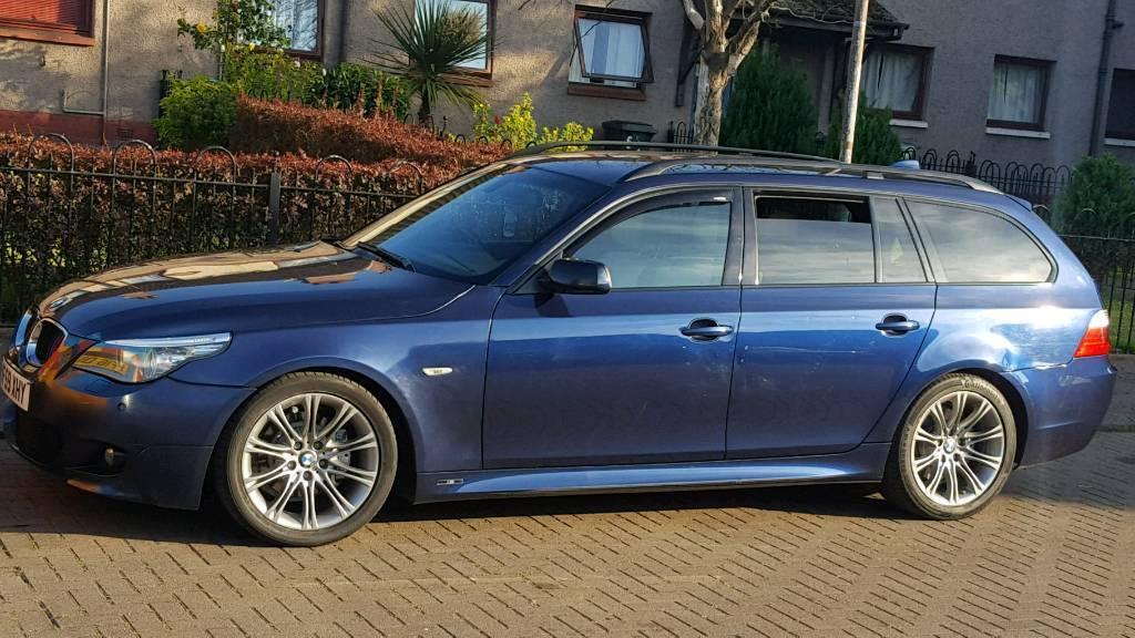 2009 bmw 520d business edition lci model tourer