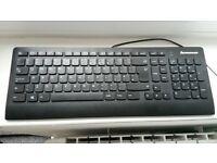 PC Lenovo desktop keyboard USB