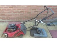 Lawnflite Petrol Lawnmower Briggs&Stratton 3.75 hp engine