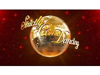 Strictly Come Dancing Sheffield £100.00 Lower Tier 2nd Row