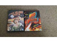 Classic sci-fi dvds ×2