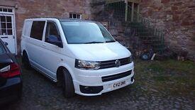 2012 Volkswagen T32 SWB Kombi Sportline BiTdi 180ps ***NO VAT***