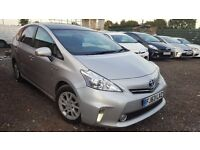2013/63 Prius Plus 7 Seater Leather UK Model Finance Available PCo