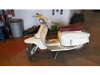 Italian 1963 lambretta li 150 3 series special