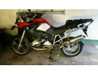 Bmw gs 1200 105 000 miles good engine needs a new gearbox