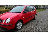VOLKSWAGEN POLO 1.4 SPECIAL EDITION (11 MONTHS MOT APRIL 2018 SERVICE HISTORY ONLY 1 PREVIOUS KEEPER