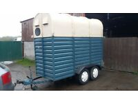 laurie single horse box