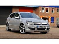 Vauxhall Astra 1.9 CDTi 16v SRi Diesel 5dr X PACK 2005 Hatchback