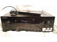 Pioneer vsx-922 av amplifier