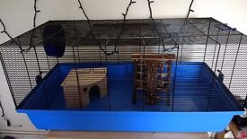 Large 100cm small animal/hamster cage