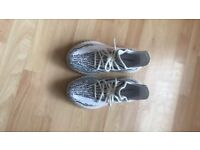 Yeezy 350 boost v2 zebra uk 8.5