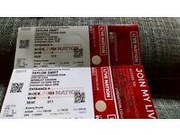 Taylor Swift Tickets Wembley 22 June