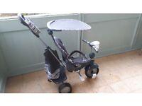 Toddler baby bike,hardly any used