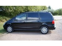 VW SHARAN TDI - AUTOMATIC - 1.9 DIESEL - MPV - 7 SEATER - 56 PLATE - 2006 - MOT APRIL 2017