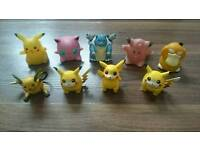 Original Pokemon figures 1990s