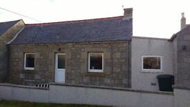 Fully Refurbished One Bedroom Cottage to Rent in Lossiemouth: Available Start of May