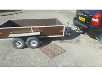 7x4ft trailer perfect working order