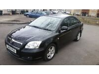 05 TOYOTA avensis 2.2 DIESEL 6 speed ,very clean & perfect drive