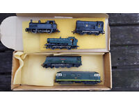 5 Model ElectricTrains for sale.