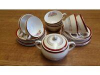 Vintage pareek tea set