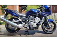 Yamaha Fazer 1000cc
