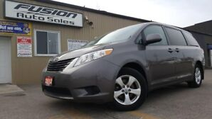 2012 Toyota Sienna LE-NO TAX SALE 1 WEEK--DUAL AIR/HEAT-ALLOY WH