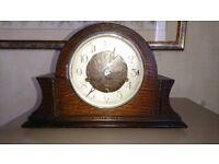 Vintage/ retro mantle clock (Haller make)
