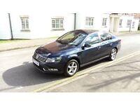 Volkswagen Passat 1.6 TDI BlueMotion Tech S 4dr (start/stop) 2013 (13) ( Not Mondeo /Insignia)£ 6000