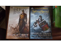 Game of Thrones Graphic Novels